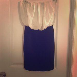 Rue 21, Strapless Mini Dress
